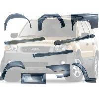 Арки, пороги, крылья, капот Ford Escape Форд Эскейп 2001-2007