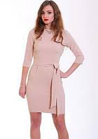 Отличное платье с поясом, фото 1