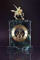 Часы из натурального камня Воин Победитель