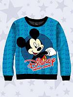Милый детский свитшот Disney Mickey Mouse с оригинальным рисунком.