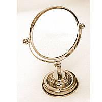 Золотое увеличительное зеркало Pacini & Saccardi Oggetti Appoggio 30028