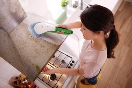 Товары для уборки и отпариватели