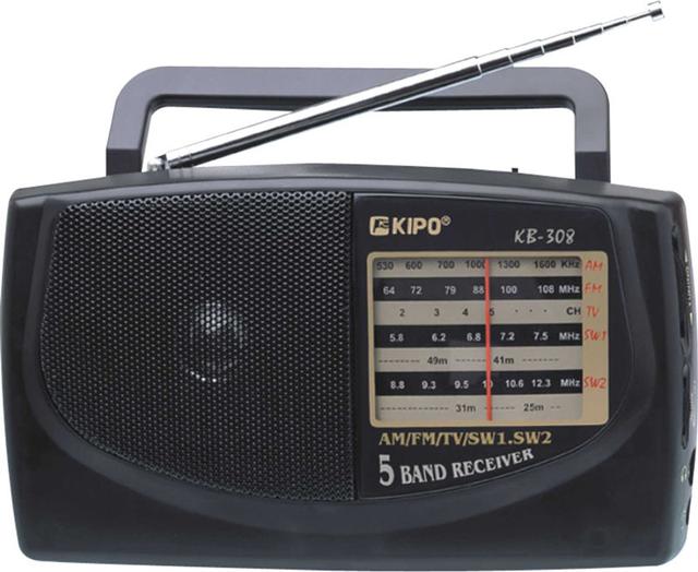 Радиоприемник kipo инструкция