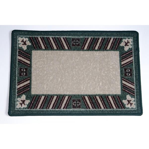 Коврик для ванной Confetti - Anatolia - 11  40х60 см Зеленый