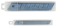 Лезвия д/ножа 18 мм 10шт./уп. BM.4691