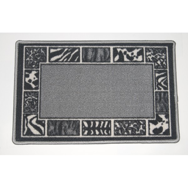 Коврик для ванной Confetti - Anatolia - 12  40х60 см Серый