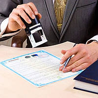 Помощь в оформлении всех документов при организации похорон