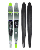 "Водные лыжи Jobe Mode Combo Skis Green 67""-170см"
