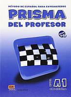 PRISMA A1 - LIBRO DEL PROFESOR + CD