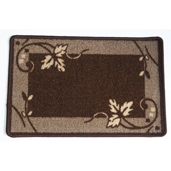 Коврик для ванной Confetti - Anatolia - 45  40х60 см Темно-коричневый