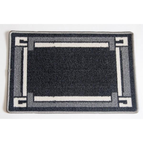 Коврик для ванной Confetti - Anatolia - 6  40х60 см Серый