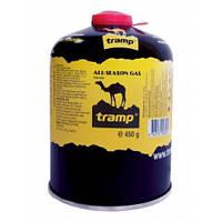 Газовый резьбовой баллон 450 г Tramp TRG-002