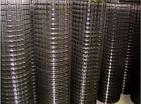 Металлическая неоцинкованная штукатурная сетка для армирования в рулонах