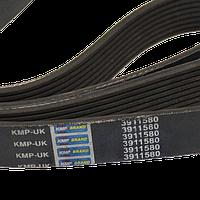 Ремень приводной на двигательKomatsu SA6D114E, SAA6D114E, 6743-62-3710, 6743623710, 6732-81-3330, 3911566