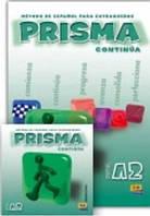 PRISMA A2 - LIBRO DEL ALUMNO + CD