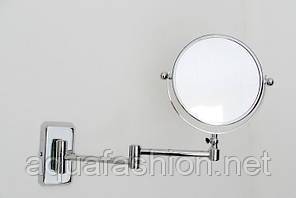 Косметическое зеркало с 3-х кратным увеличением Pacini&Saccardi Lente Ottica 38A