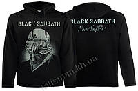 Толстовка BLACK SABBATH - Never Say Die