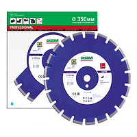 Distar 1A1RSS/C1-W SUPER 450x3,8/2,8x25,4-11,5-26-APR 40x3,8x8+2 R215 Отрезной сегментный диск (бетон)