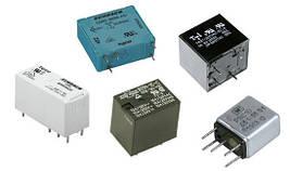 Реле сигнальные, электромагнитные