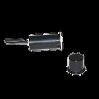 Датчик открытия двери Геркон СМК-5Э (черный)