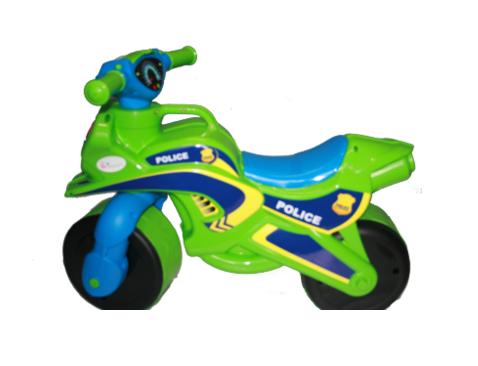Мотоцикл-каталка Байк полиция 0139/520, фото 2