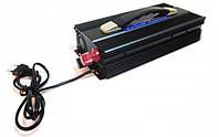 Преобразователь с Зарядкой 12V220V 3000W Инвертор