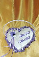 Подушечка свадебная для колец