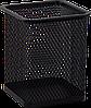 Підставка д/ручок квадратна металевих сіт. BM.6201