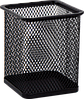 Подставка д/ручек квадратная металлич. BM.6201