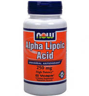 Alpha Lipoic Acid 250 mg (60 caps)