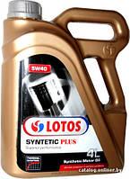 Олива LOTOS SYNT PLUS 5w40 SN/CF 4л