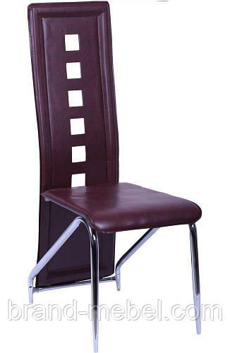 Стул Глория ROC-13 коричневый