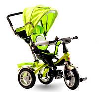 3-х кол велосипед Ardis MAXI TRIKE AIR (5566-6) поворотне сидіння