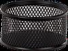 Подставка д/скрепок металлическая 80мм BM.6221