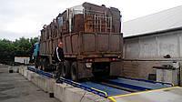 Весы автомобильные 80 тонн 18 метров электронные, фото 1