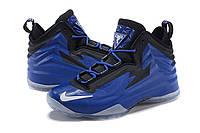 Баскетбольные кроссовки Nike Chuck Posite синие