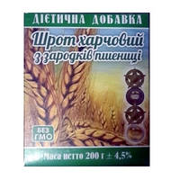 Шрот зародышей пшеницы 200 г. При заболеваниях желудочно-кишечного тракта