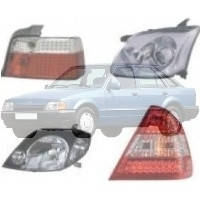 Приборы освещения и детали Ford Escort Форд Эскорт 1986-1990