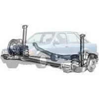 Детали подвески и ходовой Ford Escort Форд Эскорт 1986-1990