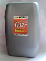 Антифриз E-TEC G12+ концентрат п/е 30л (червоний)