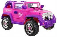 Детский электромобиль джип Reback, дитячий електромобіль джип
