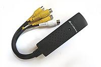 EasyCap USB2.0 4х канала, Видеонаблюдение