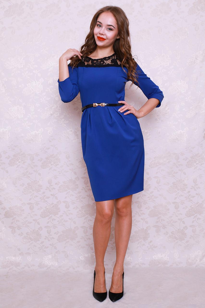 6b7ae4aa36dd Яркое молодежное платье юбочка со складками и карманами - Оптово-розничный  магазин одежды