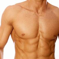 Elos-эпиляция мужской груди