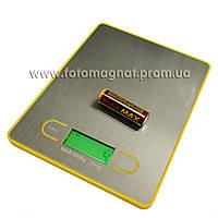 Весы кухонные электронные 163, 5кг(электронные весы)