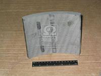 Накладка тормозная СУПЕРМАЗ (Трибо). 5336-3501105