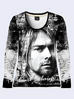 Лонгслив Kurt Cobain