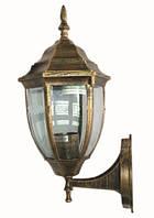 Уличный светильник Lemanso 60W PL5101 античное золото