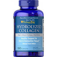Puritan's Pride - USA  Hydrolyzed Collagen 1000 mg 180 tablets