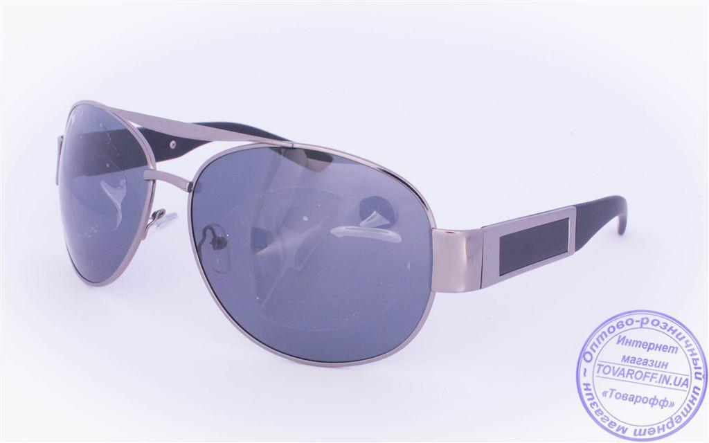 Оптом мужские поляризационные солнцезащитные очки - Черные - 51
